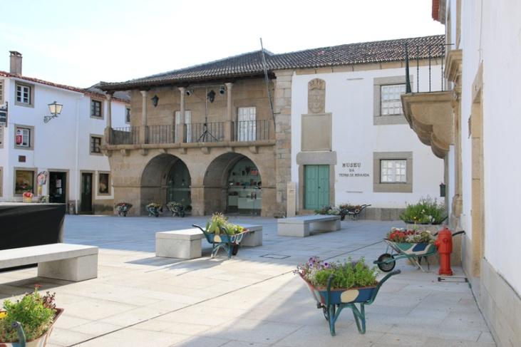 Portugal Miranda do Douro Museum