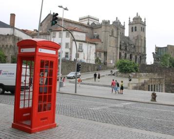 Portugal Porto Se Kathedrale