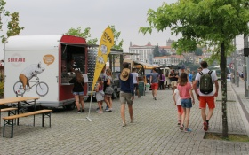Portugal Porto Street Food Jardim do Morro