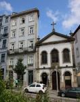 Portugal Porto umgewandelte Kirche