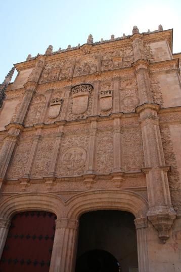 Spanien Salamanca Universität