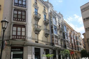 Spanien Zamora Fußgängerzone