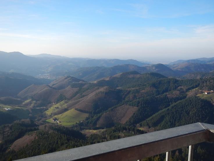 Deutschland_Schwarzwald_Aussicht_Buchkopfturm
