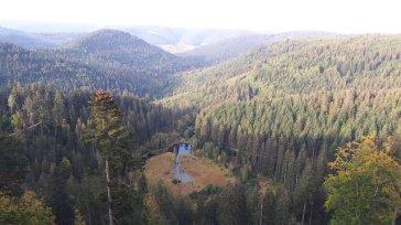 Schwarzwald Kniebis Ellbachsee