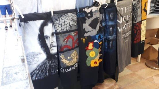Kroatien Dubrovnik GoT Merchandising