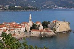 Montenegro Budva Altstadt