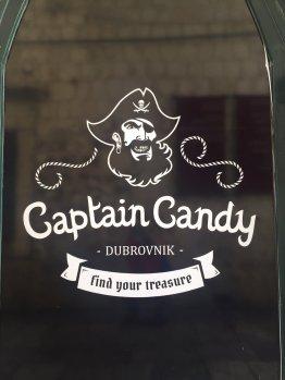 Kroatien Dubrovnik Altstadt Captain Candy