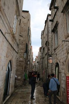 Kroatien Dubrovnik Altstadt Od Puca