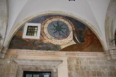 Kroatien Dubrovnik Franziskanerkloster