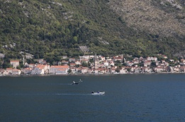 Montenegro Bay of Kotor Perast