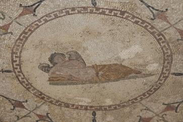 Montenegro Risan Mosaiken Hypnos
