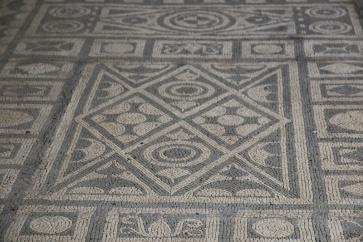 Montenegro Risan Mosaiken