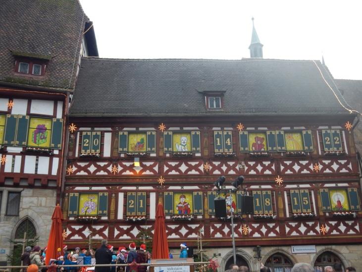 Forchheim Adventskalender Weihnachtsmarkt