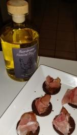 Baiersbronner Distilled Gin mit Schwarzwald Pumpernickl
