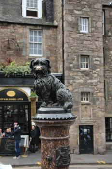 Edinburgh - Greyfriar's Bobby