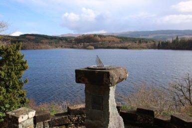 Highlands Lochawe St Conan's Kirk