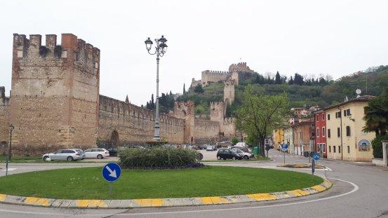 Soave Stadtmauer