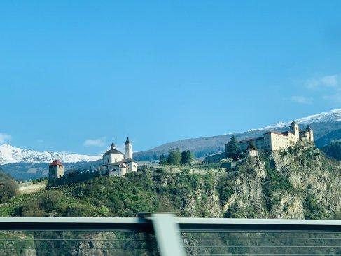 Kloster und Burg