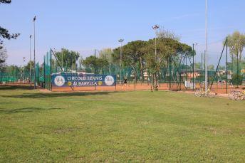 Tennisplätze Albarella