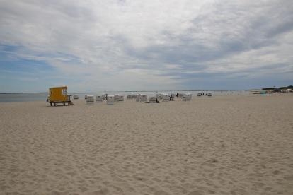 Sylt Hörnum Strand 2
