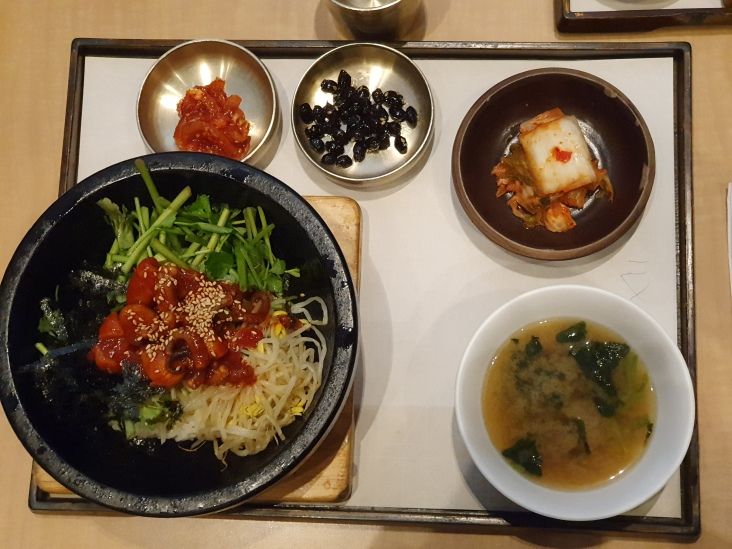 Koreanischen Essen Seoul