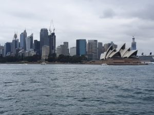 Sydney Downtown Opera House