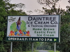 Cape Tribulation Daintree Icecream