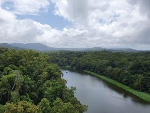 Kuranda Skyrail Barron River