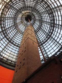 Melbourne Shopping Shot Tower