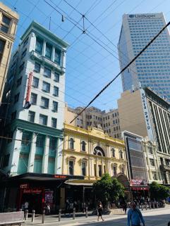 Melbourne Bourke Street