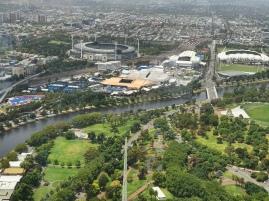 Melbourne Blick Eureka Skydeck