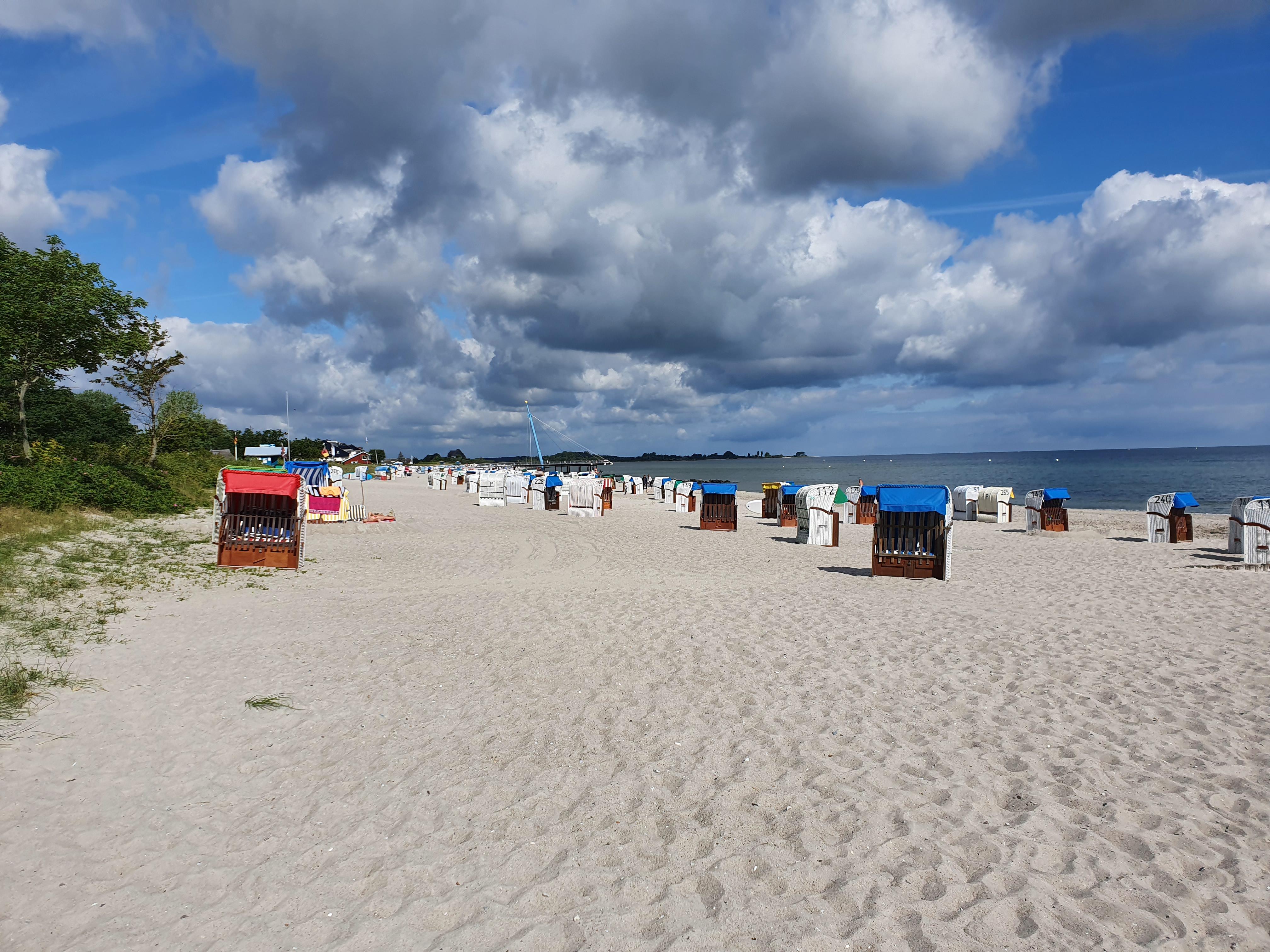 Hohwacht Strand
