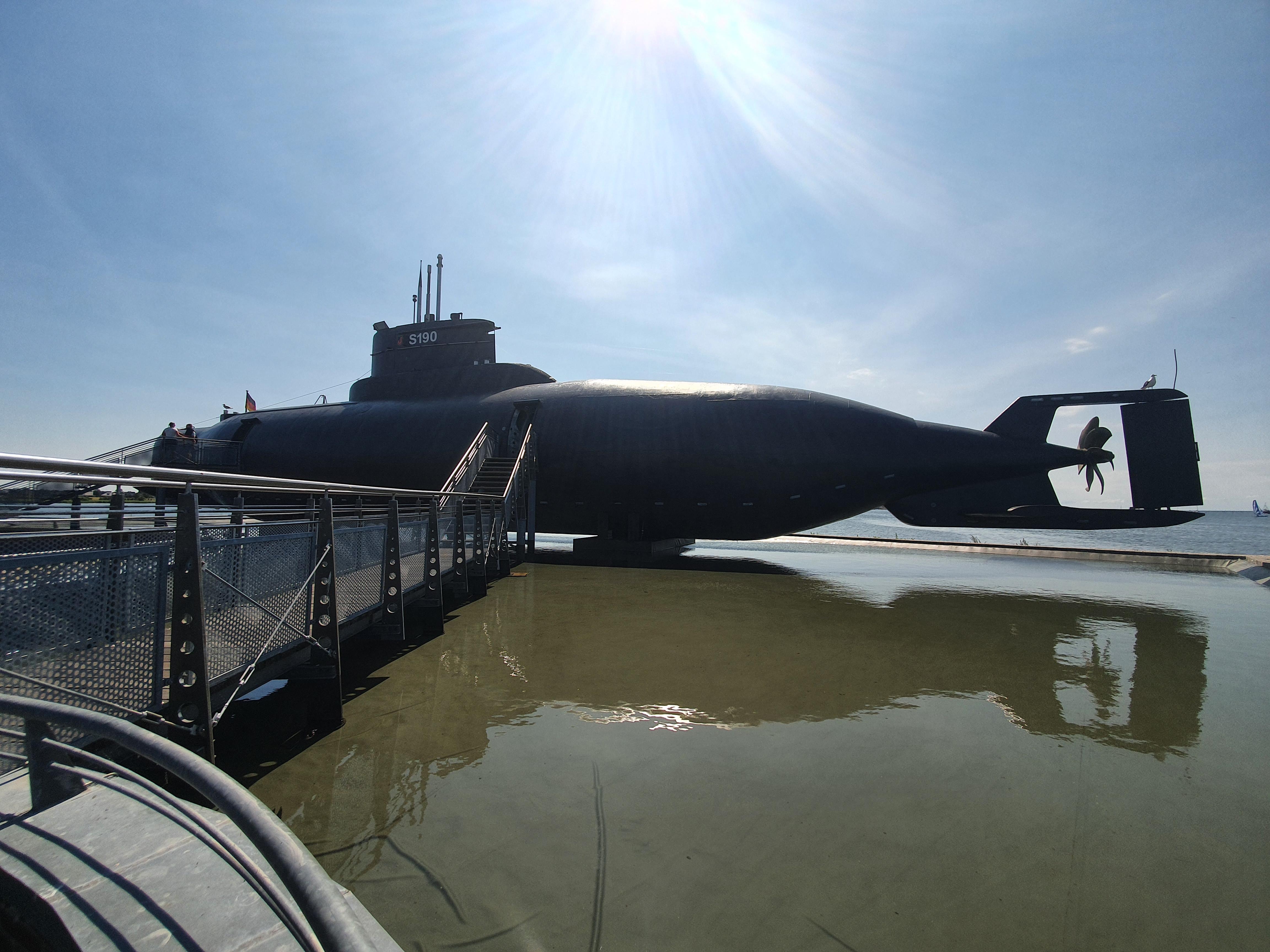 Fehmarn U-Boot Burgstaaken