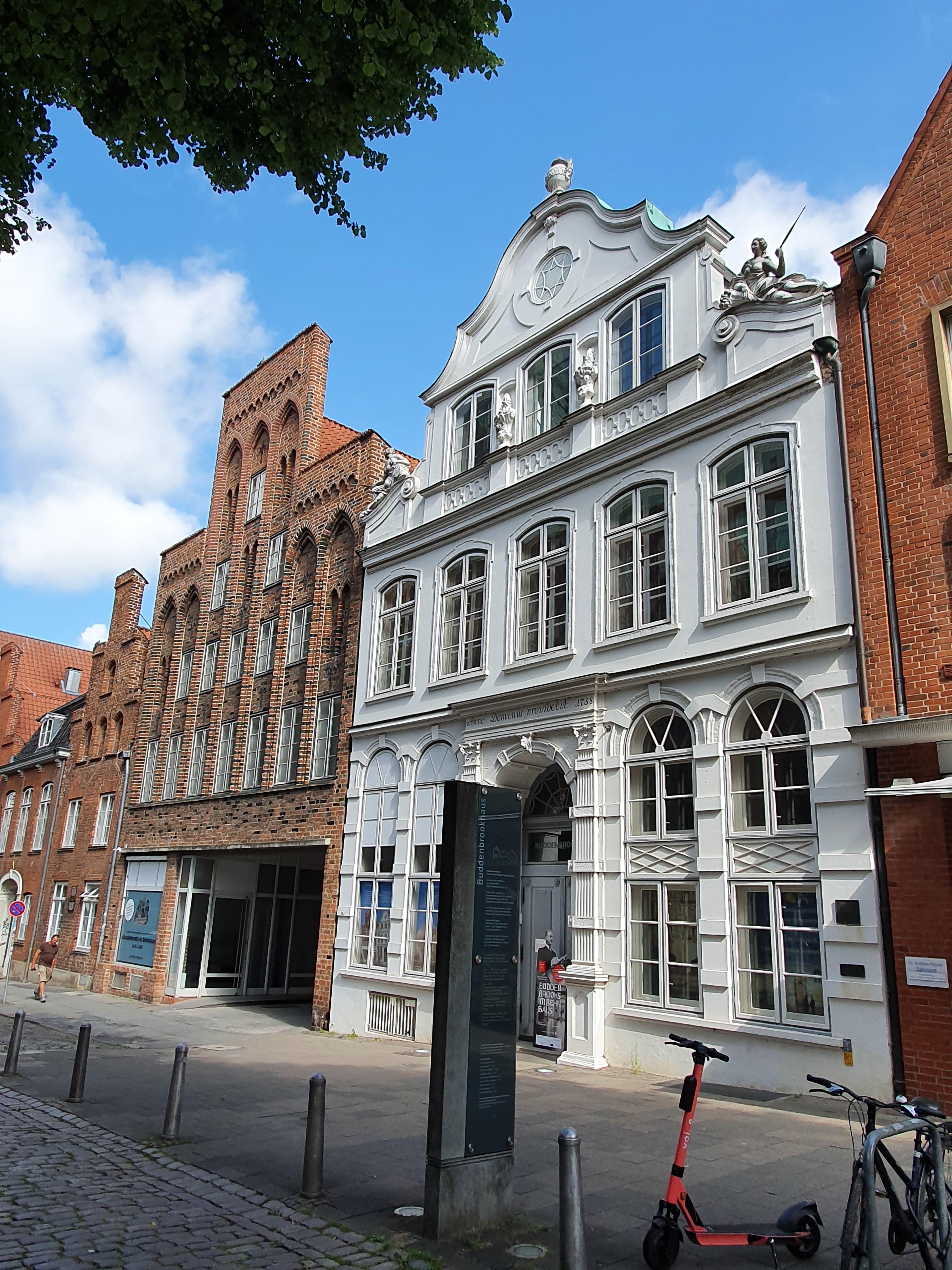 Lübeck - Altstadt und Thomas-Mann-Geburtshaus