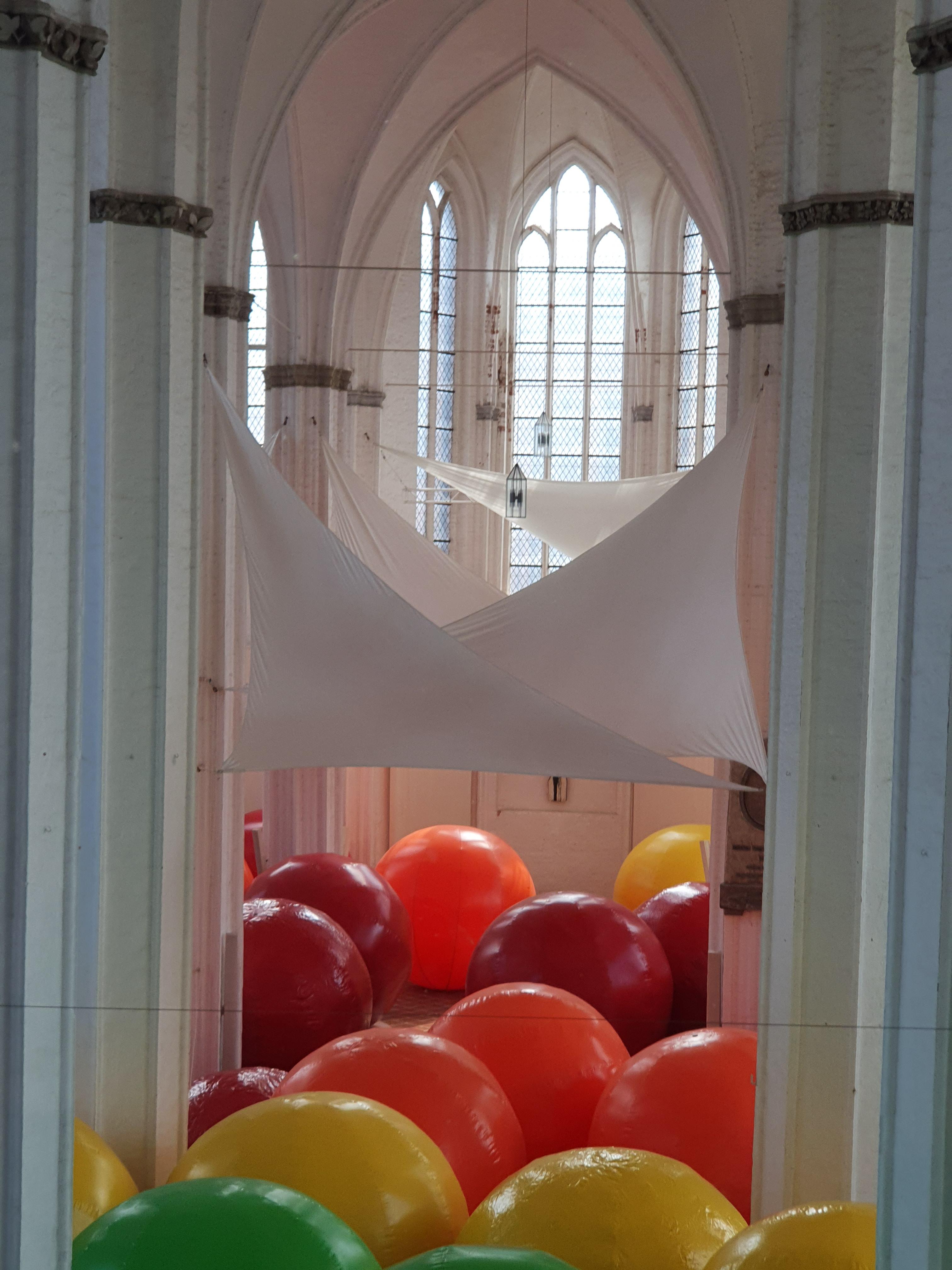 Lübeck Ausstellung Corona Petrikirche
