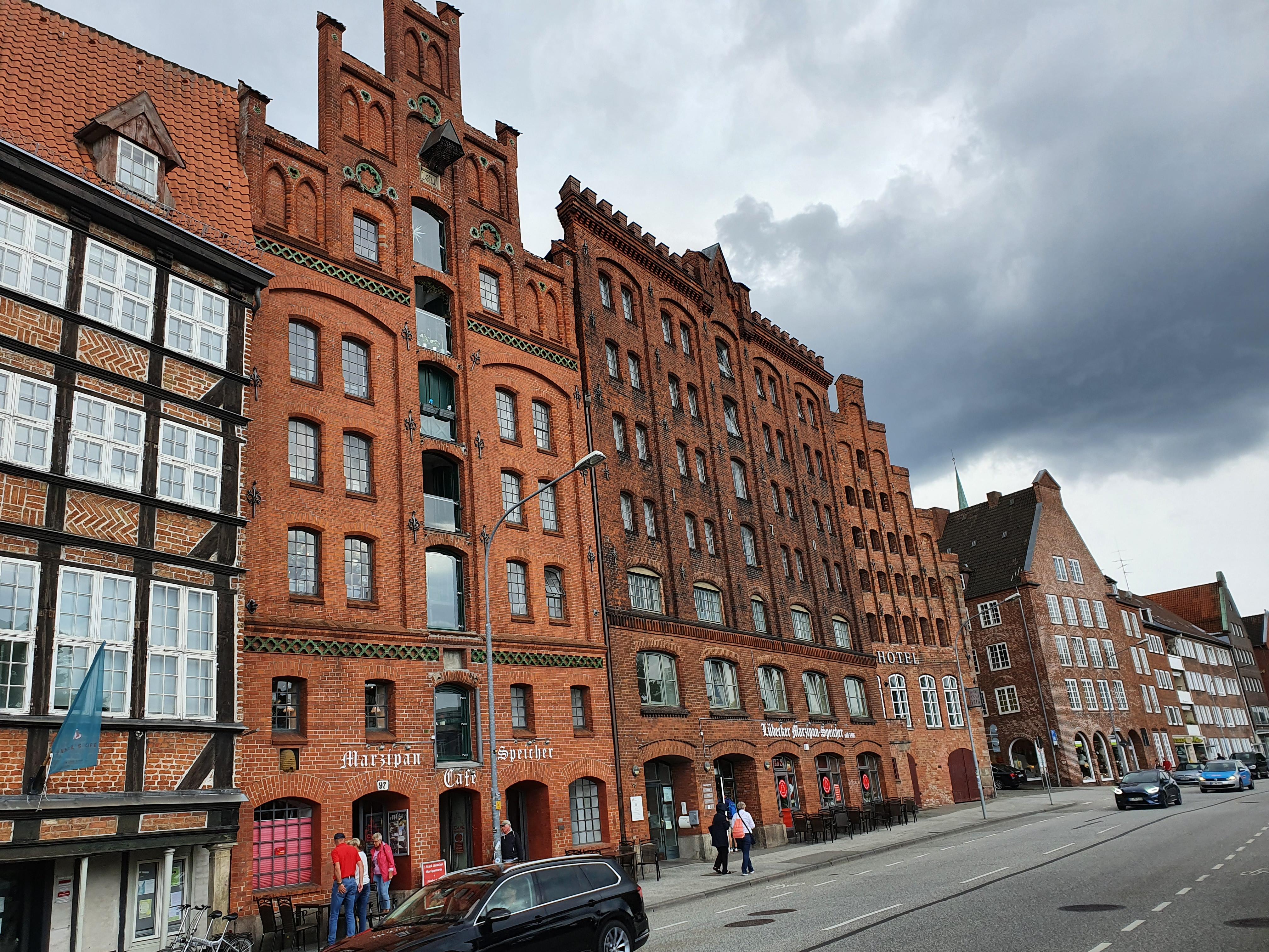 Lübeck Marzipanspeicher