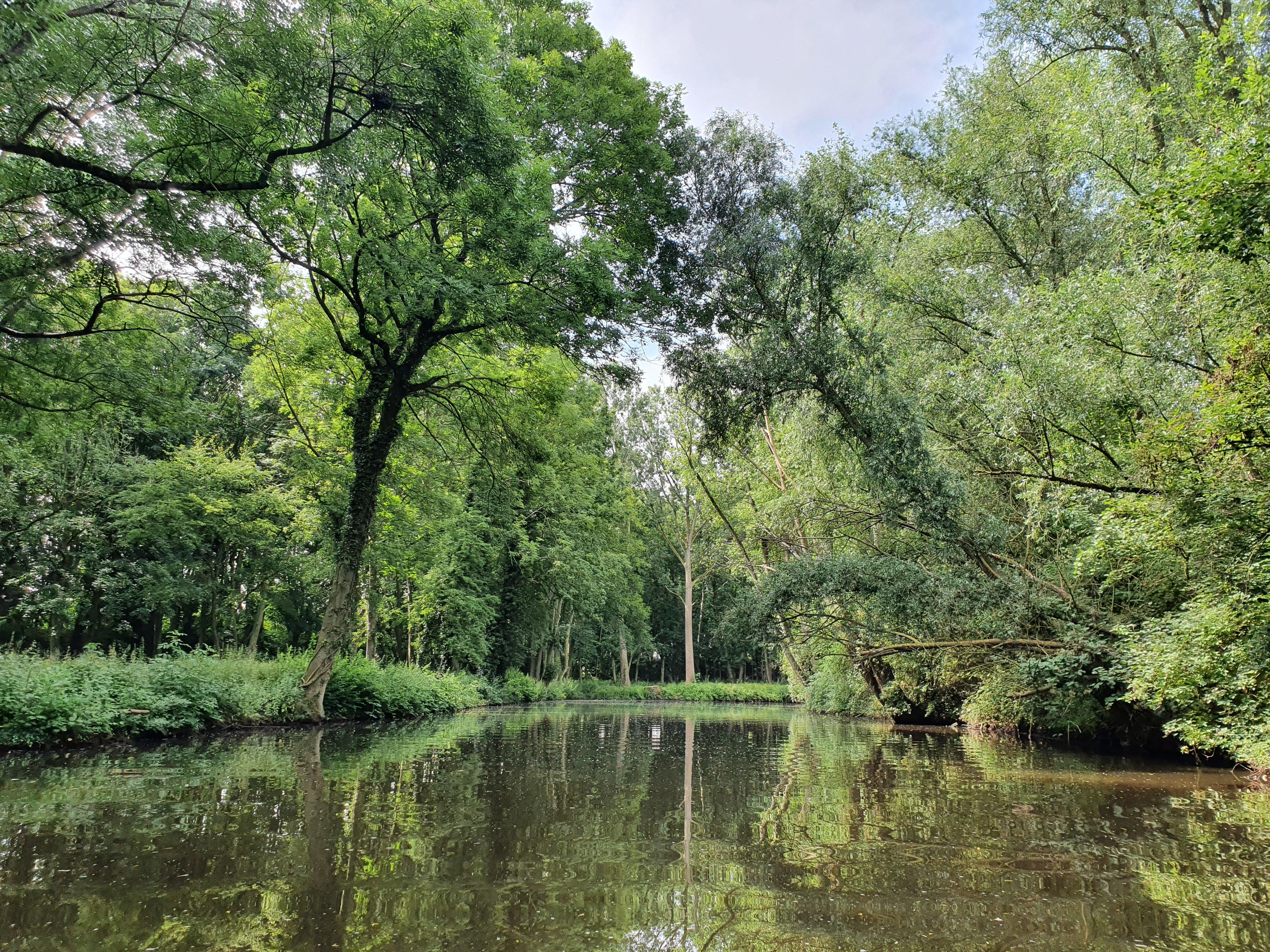 Kanalfahrt Emden