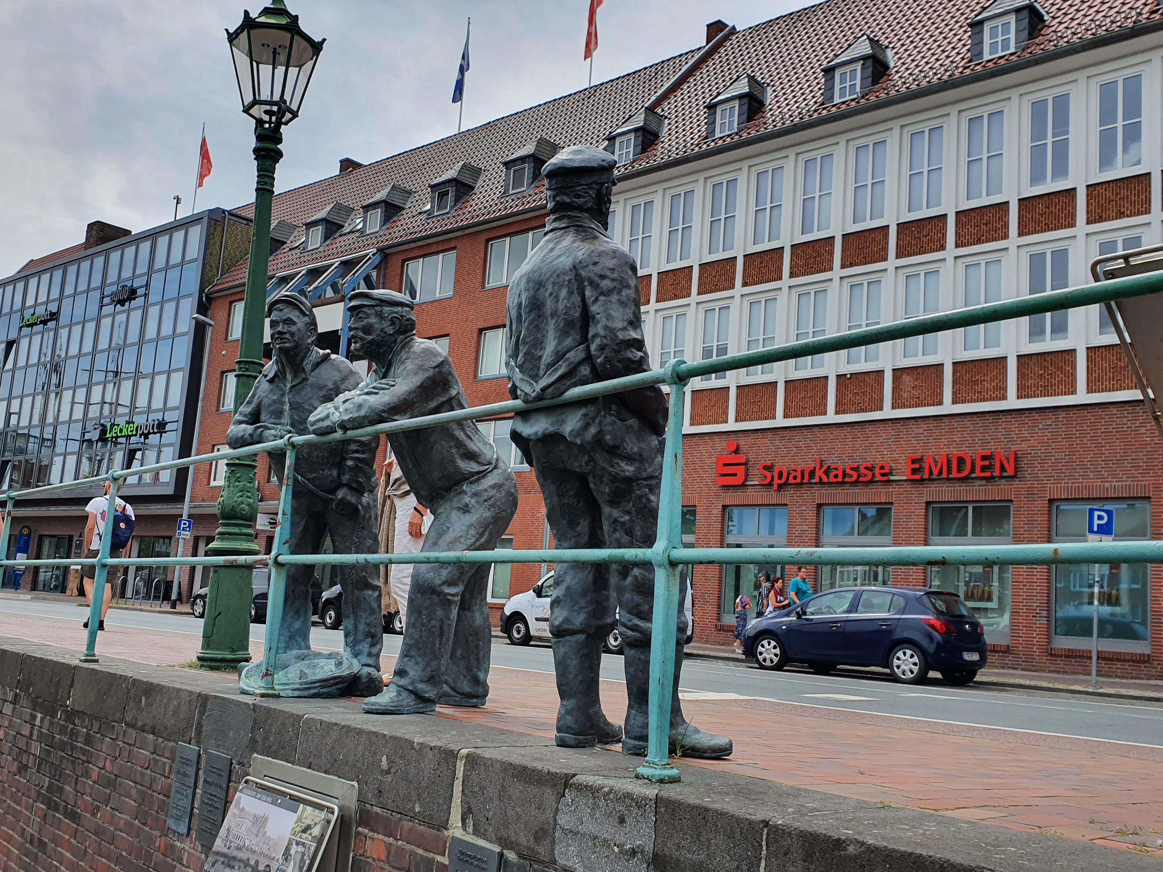Delftspucker Emden