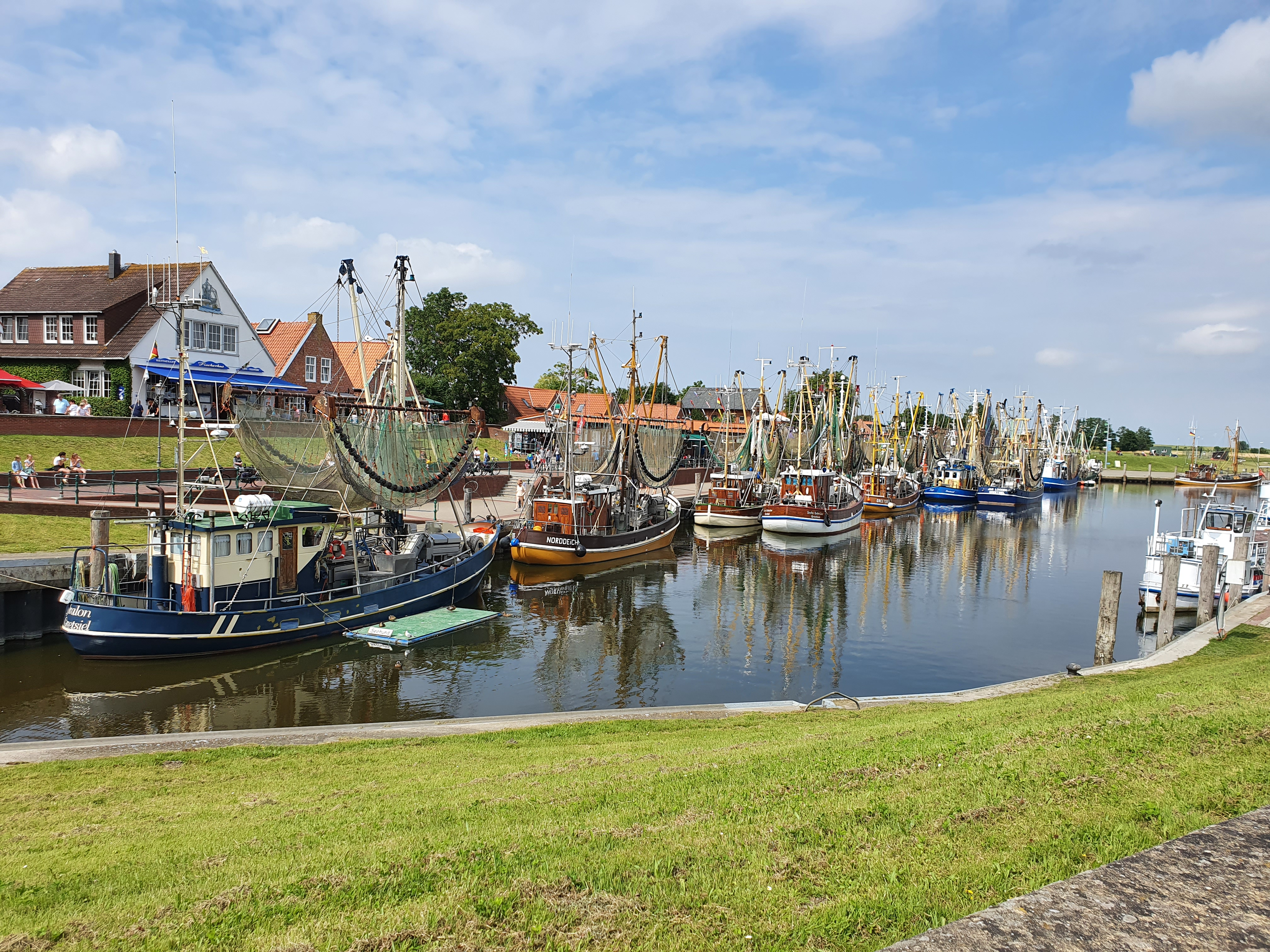 Greetsiel Hafen