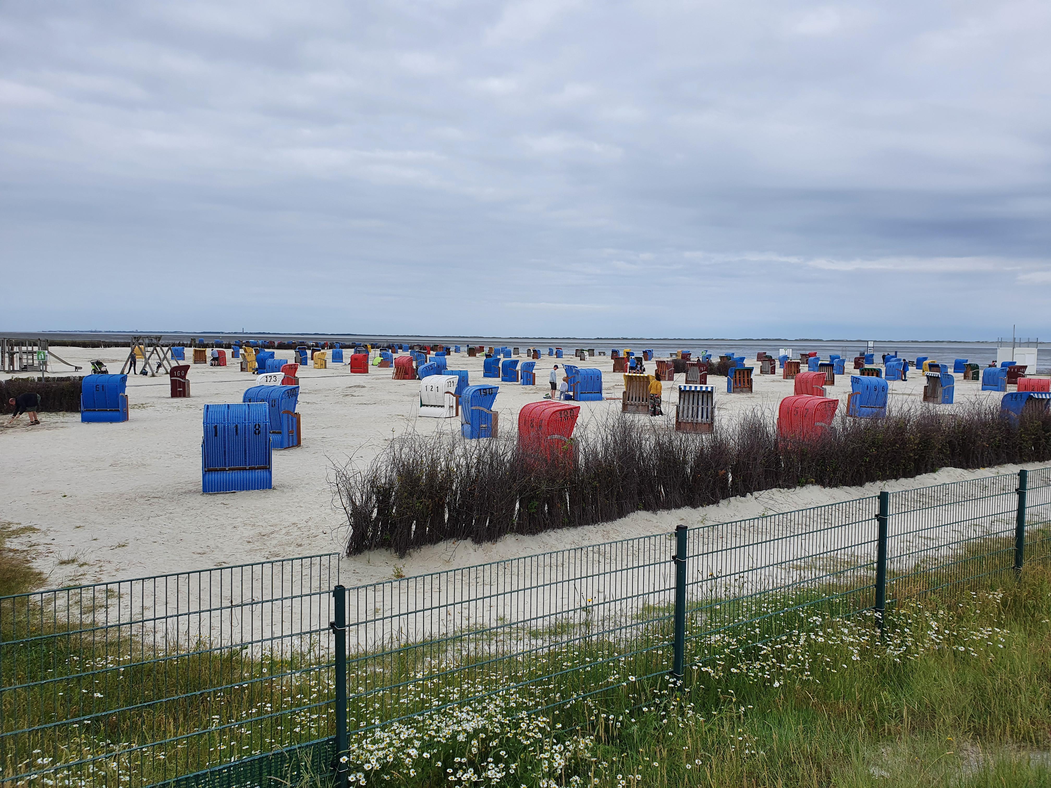 Strand Nessmersiel