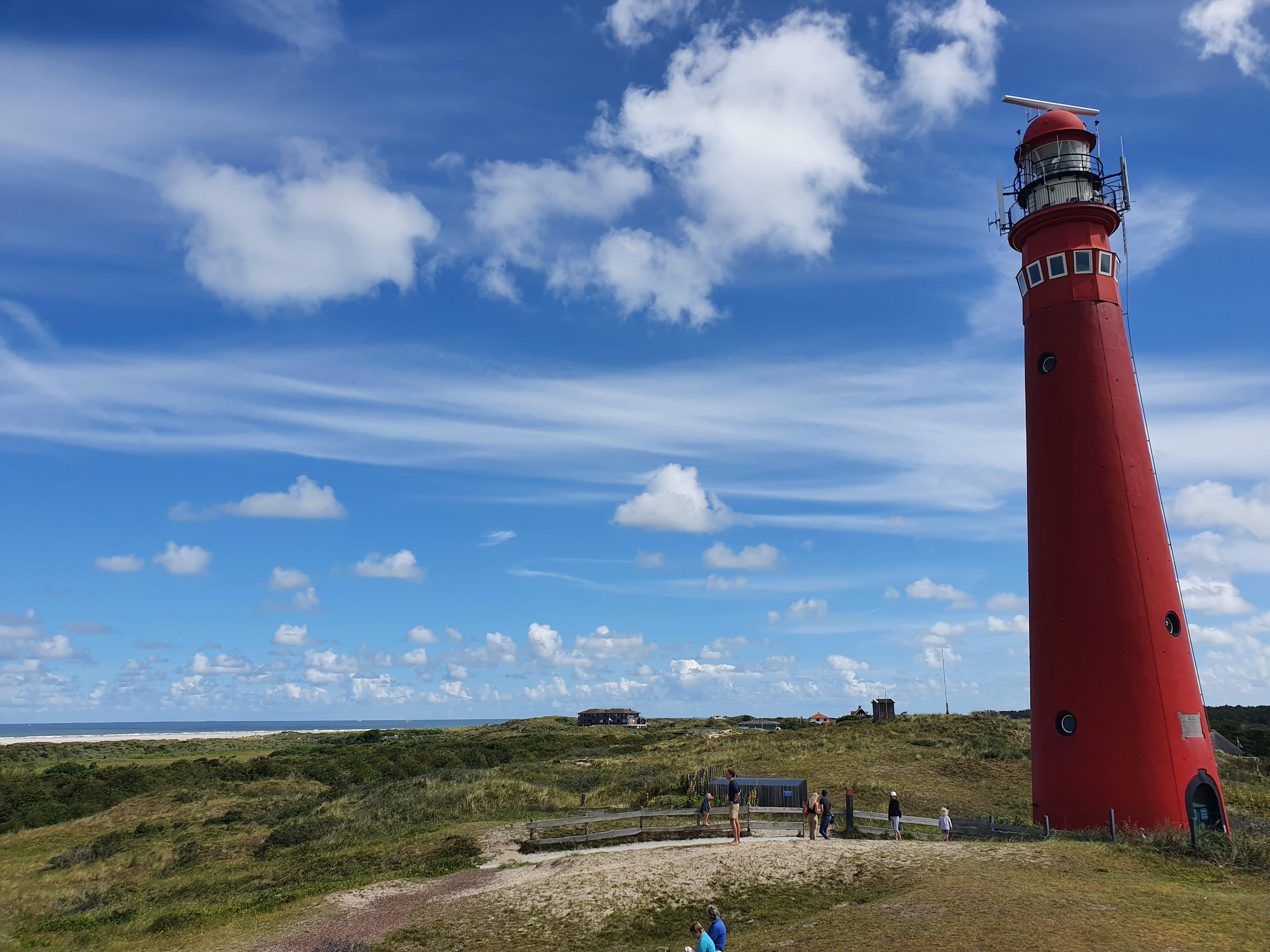 Schiermonnikoog Leuchtturm Noordertoren