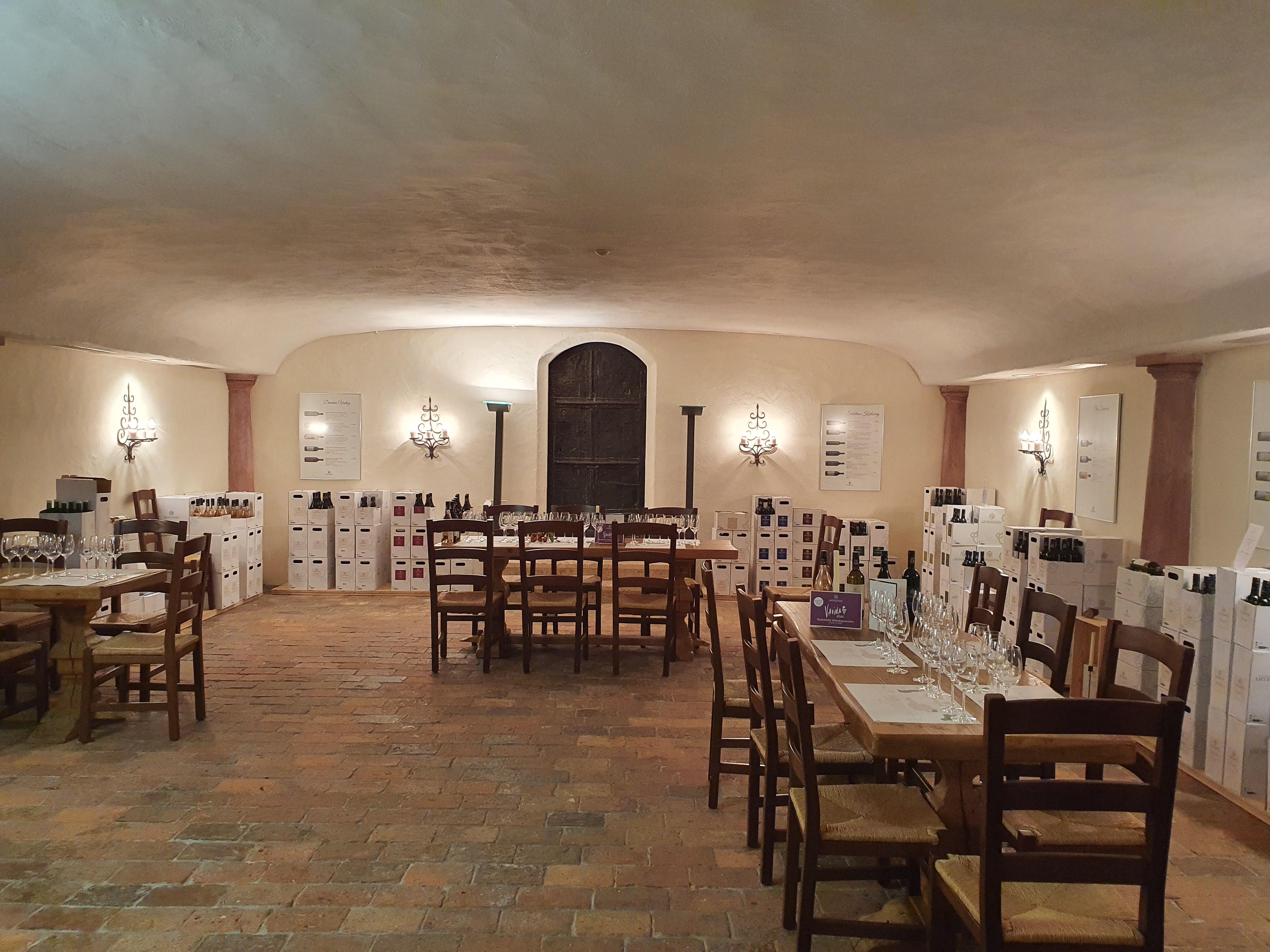 Liechtenstein Weinprobe