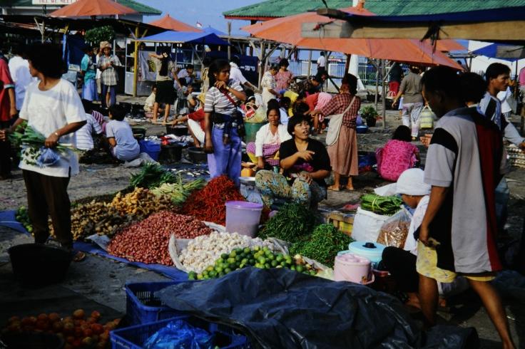 Sumatra Markt