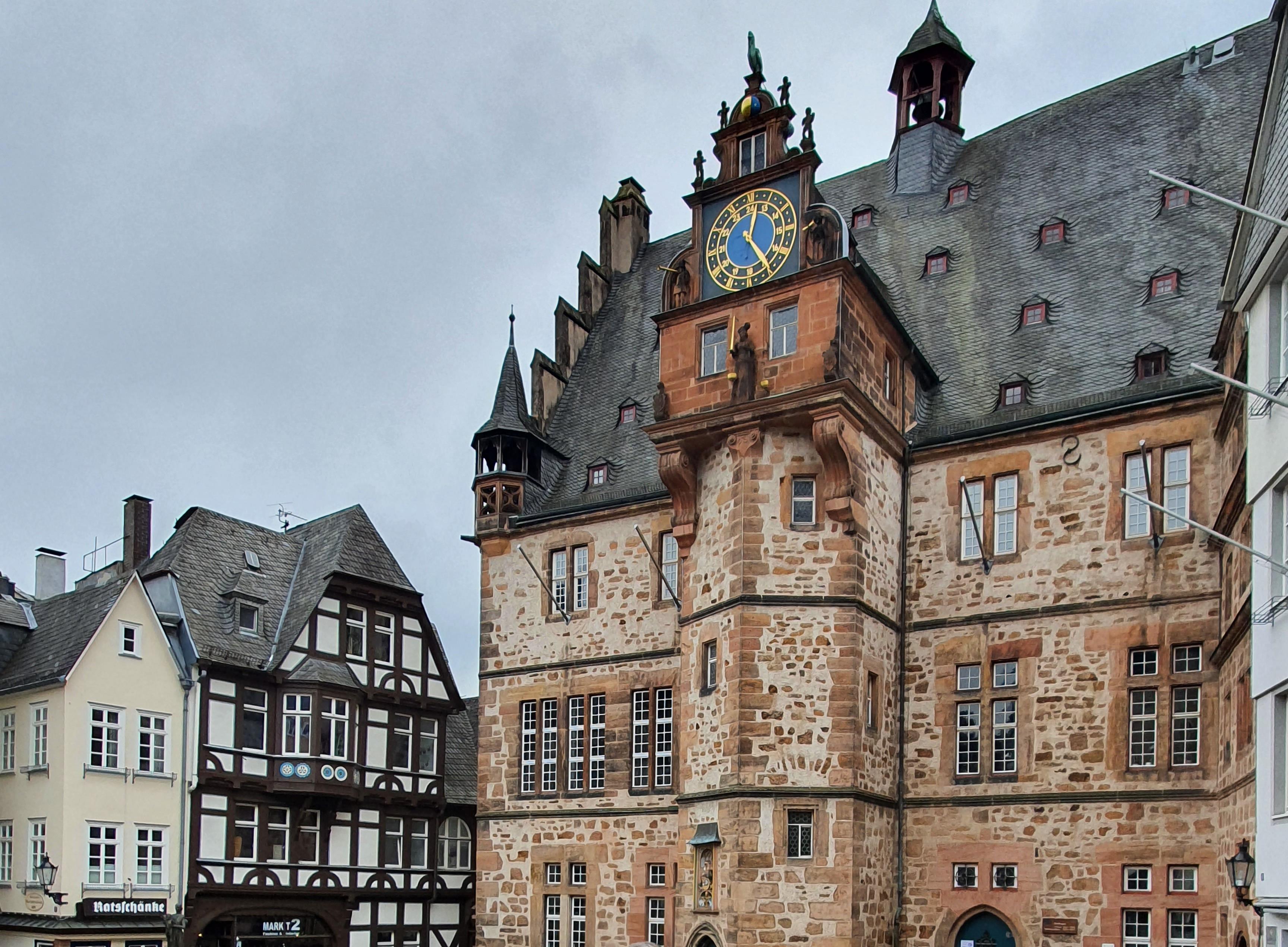 Marburg Rathaus