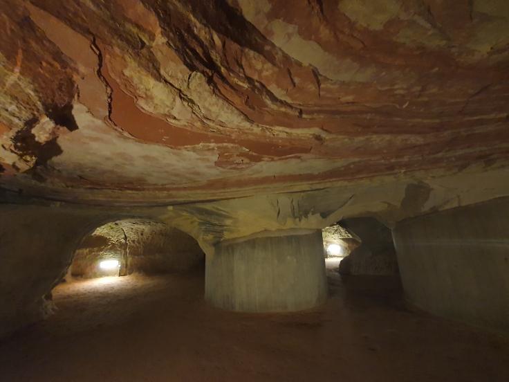 Homburg Schlossberghöhlen