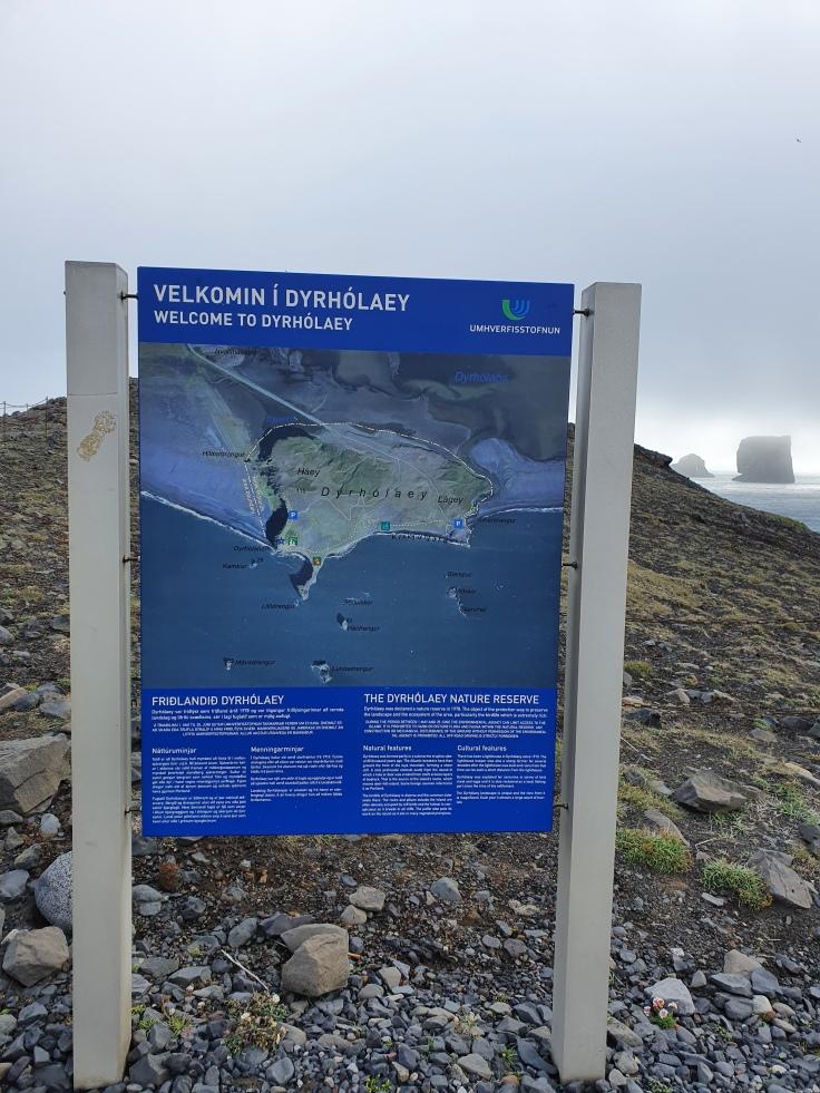 Island Dyrholaey