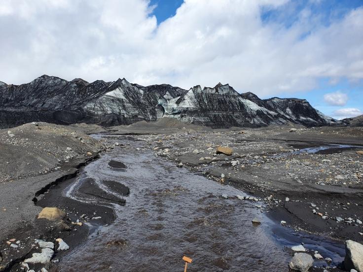 Island Gletschertour Myrdalsjökull