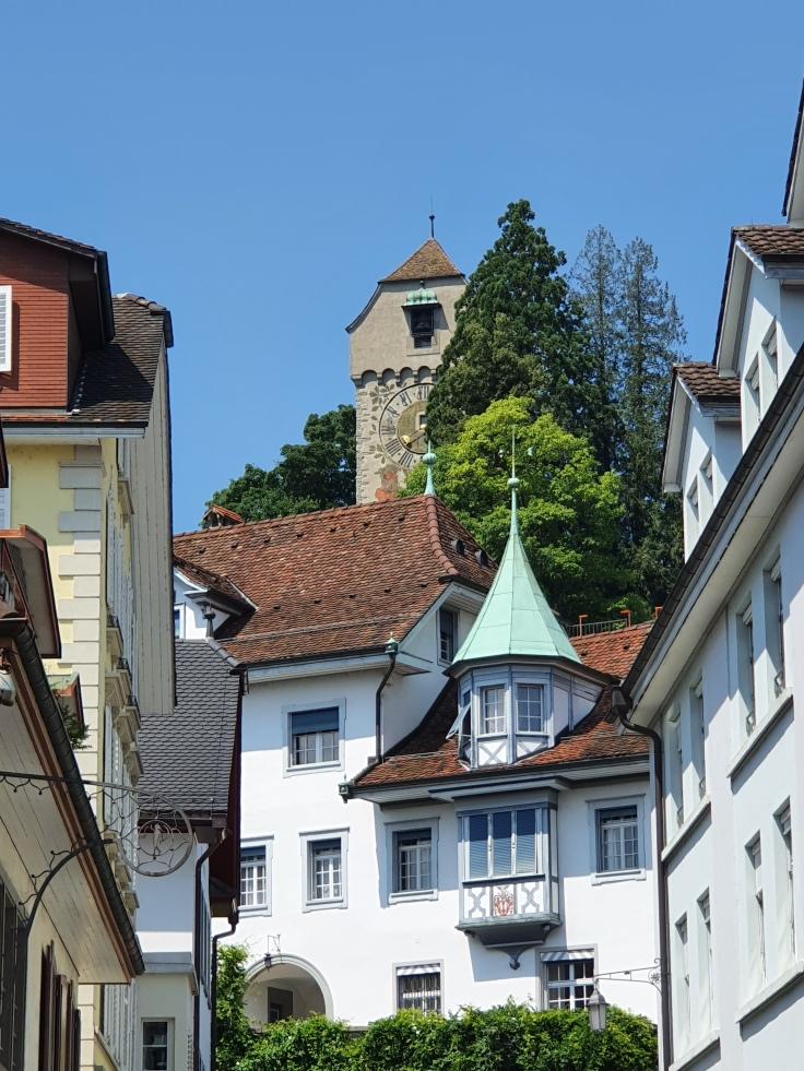Luzern Altstadt und Museggmauer