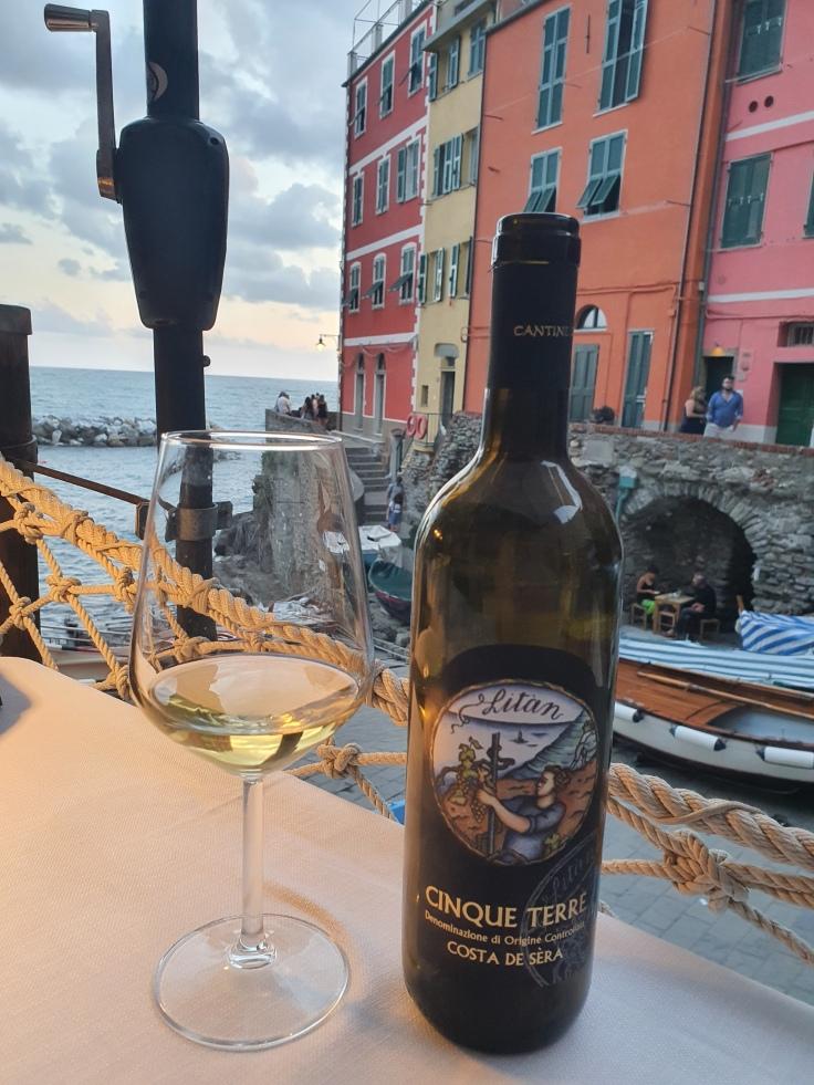 Cinque Terre Riomaggiore Restaurant Dau Cila