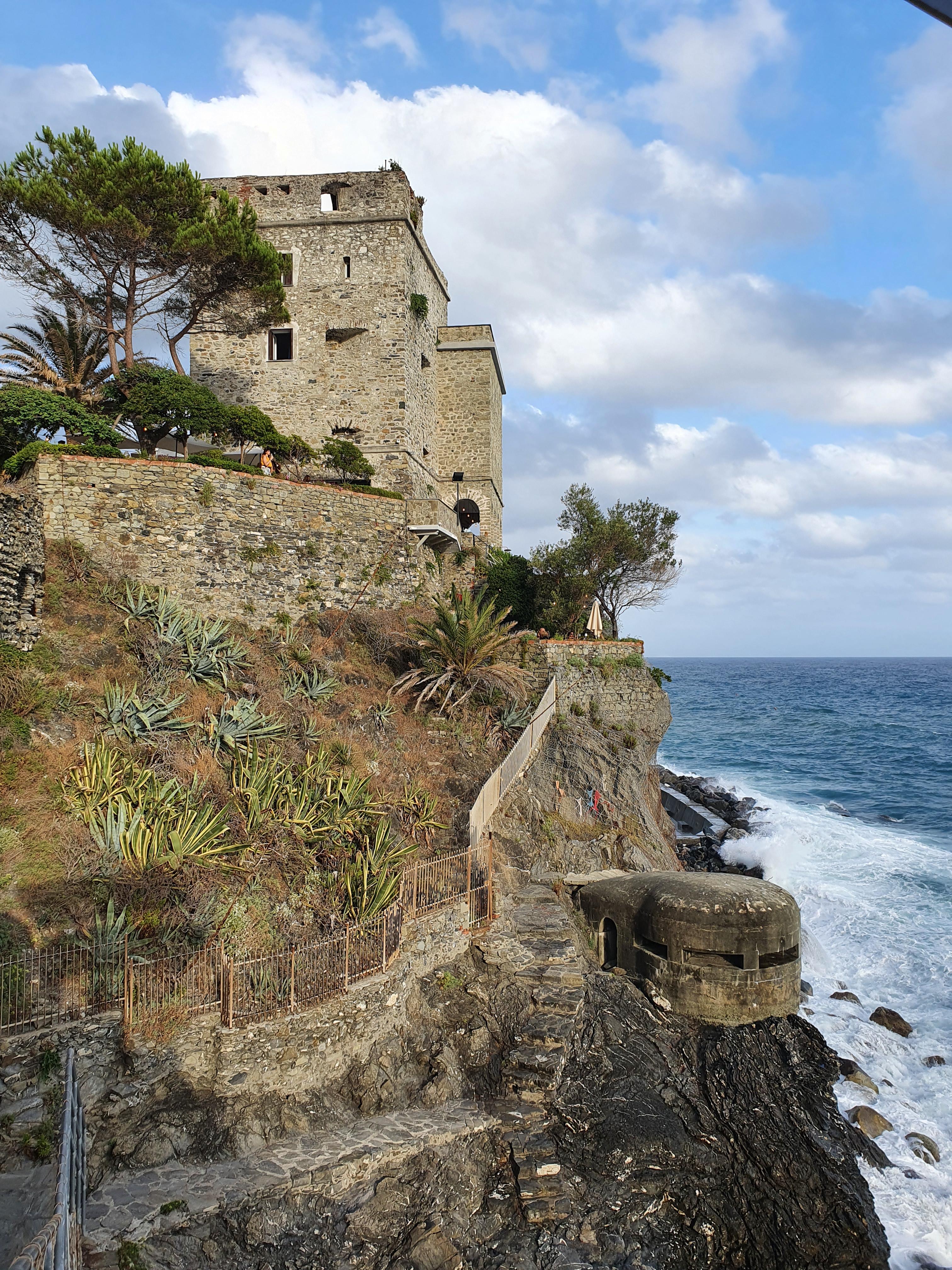 Cinque Terre Monterosso Torre Aurora